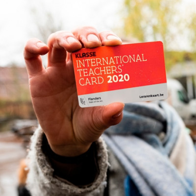 Lerarenkaart 2020 beschikbaar